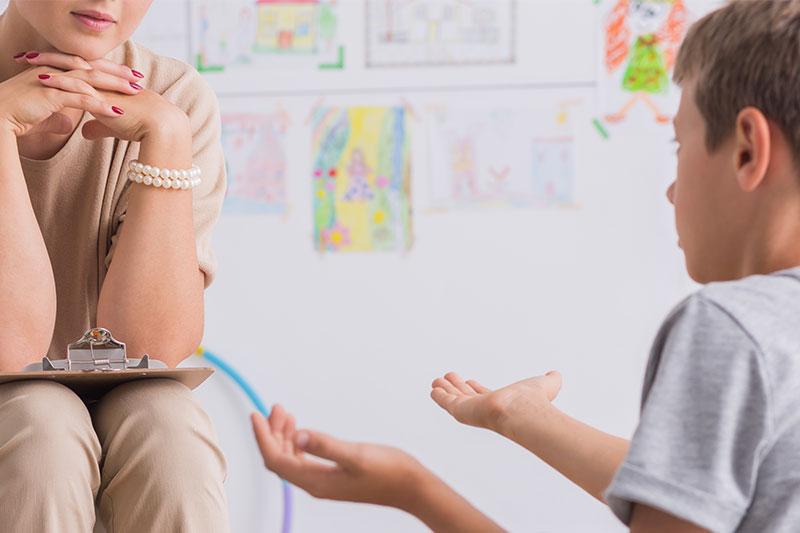 psicoterapia infantile