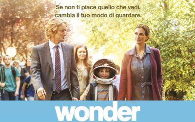 WONDER – FILM (2017): LA BELLEZZA DI SENTIRSI INDIVIDUI UNICI