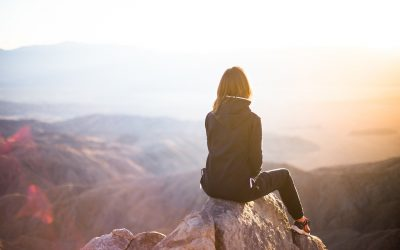 Come per una montagna, in un cammino di consapevolezza si sale con fatica… ma il panorama ripaga tutto!